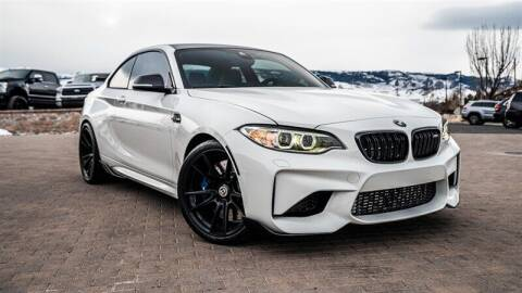 2017 BMW M2 for sale at MUSCLE MOTORS AUTO SALES INC in Reno NV