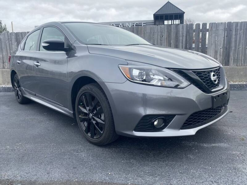 2018 Nissan Sentra for sale at The Auto Shoppe in Springfield MO