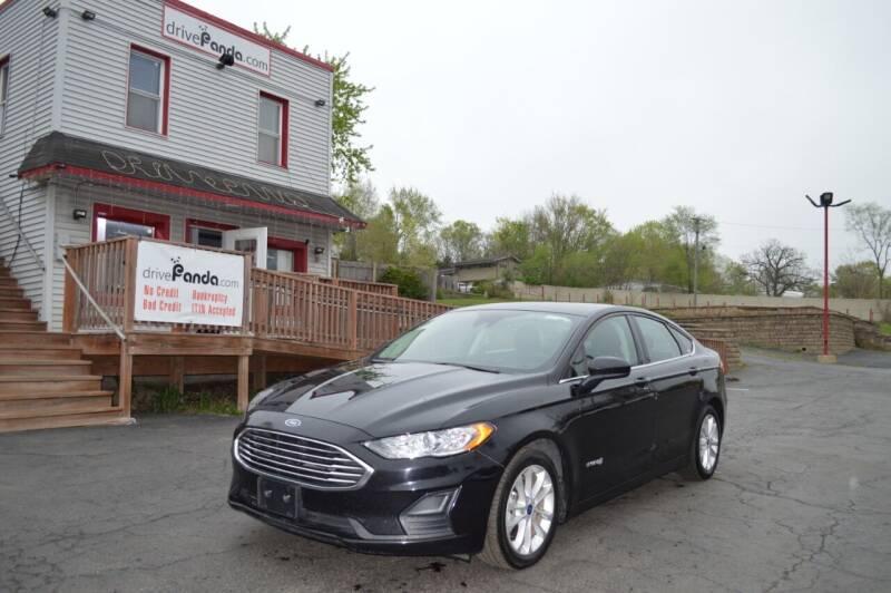 2019 Ford Fusion Hybrid for sale at DrivePanda.com Joliet in Joliet IL
