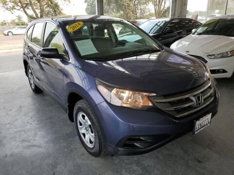 2014 Honda CR-V for sale at Sac River Auto in Davis CA