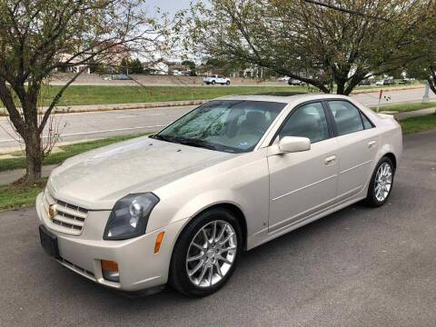 2007 Cadillac CTS for sale at Auto Hub in Grandview MO