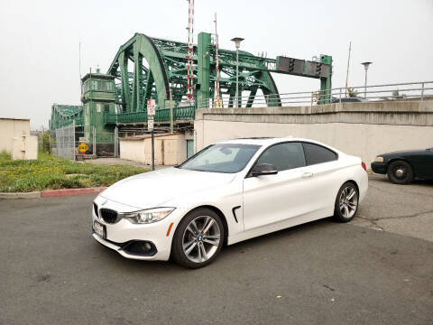 2014 BMW 4 Series for sale at Imports Auto Sales & Service in Alameda CA