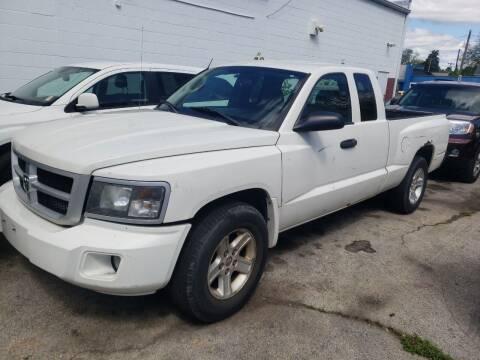 2009 Dodge Dakota for sale at M & C Auto Sales in Toledo OH