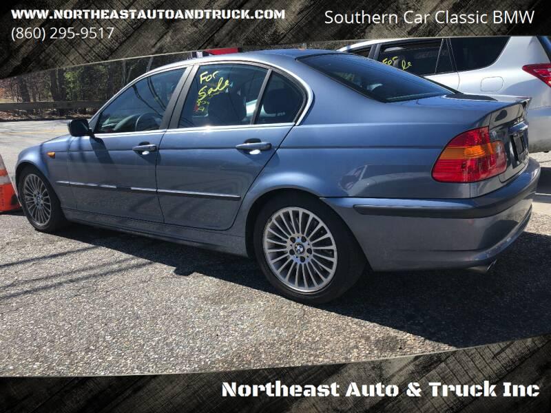 2003 BMW 3 Series for sale at Northeast Auto & Truck Inc in Marlborough CT