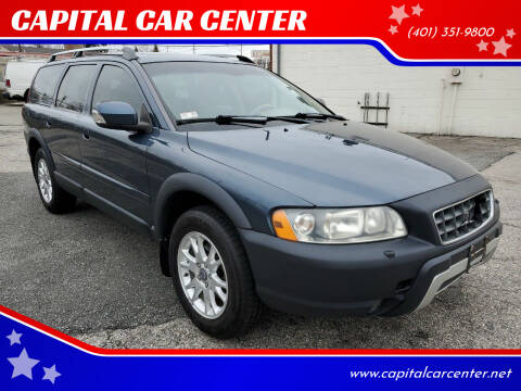 2007 Volvo XC70 for sale at CAPITAL CAR CENTER in Providence RI