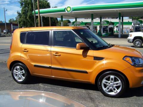 2011 Kia Soul for sale at Collector Car Co in Zanesville OH