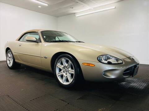 2000 Jaguar XK-Series for sale at Champagne Motor Car Company in Willimantic CT