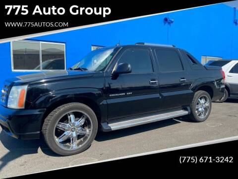 2004 Cadillac Escalade EXT for sale at City Auto Sales in Sparks NV