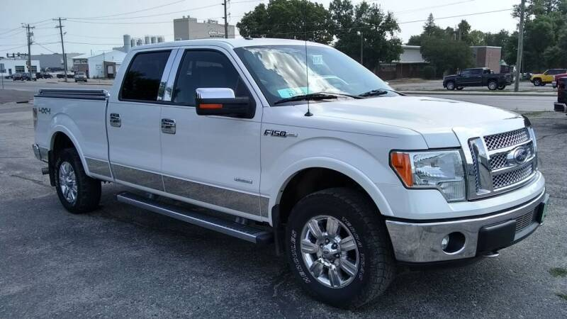 2012 Ford F-150 for sale at Unzen Motors in Milbank SD