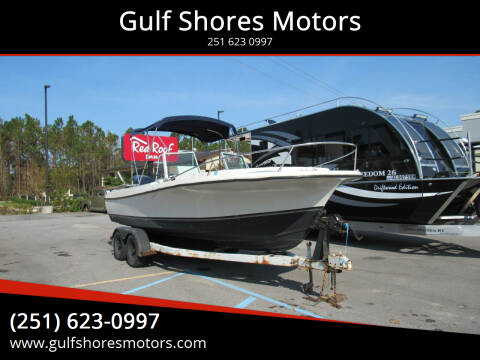 1989 Wellcraft 20 FT for sale at Gulf Shores Motors in Gulf Shores AL