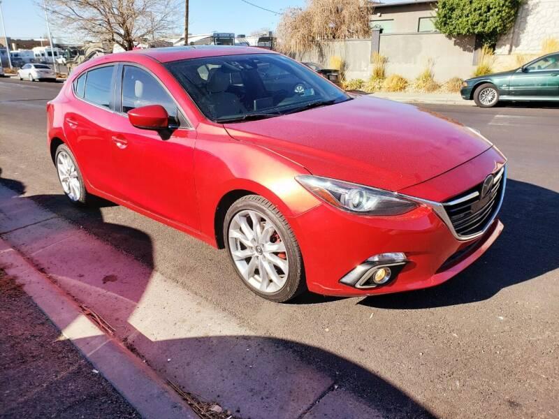 2014 Mazda MAZDA3 for sale at High Line Auto Sales in Salt Lake City UT