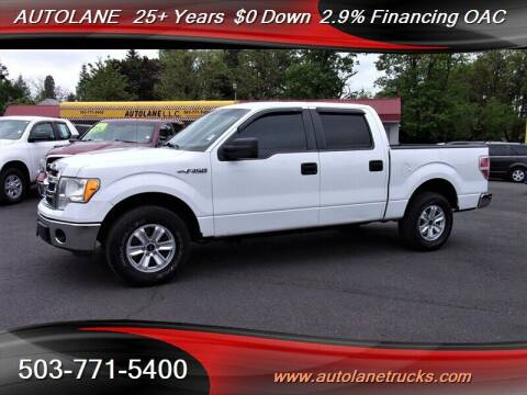 2014 Ford F-150 for sale at Auto Lane in Portland OR