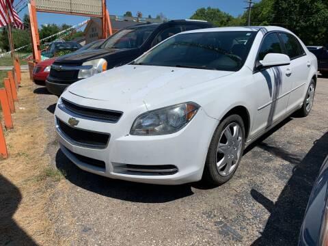2010 Chevrolet Malibu for sale at CARS R US in Caro MI