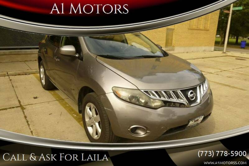 2009 Nissan Murano for sale at A1 Motors Inc in Chicago IL