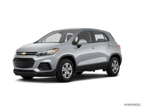 2020 Chevrolet Trax for sale at Herman Jenkins Used Cars in Union City TN