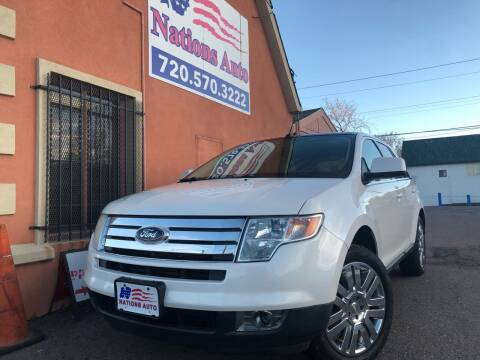 2009 Ford Edge for sale at Nations Auto Inc. II in Denver CO