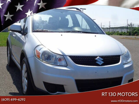 2011 Suzuki SX4 Crossover for sale at RT 130 Motors in Burlington NJ