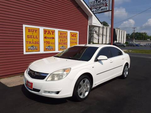 2008 Saturn Aura for sale at Mack's Autoworld in Toledo OH