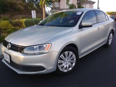 2011 Volkswagen Jetta for sale at Trini-D Auto Sales Center in San Diego CA
