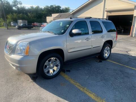 2009 GMC Yukon for sale at MOUNTAIN CITY MOTORS INC in Dalton GA