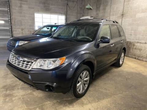 2012 Subaru Forester for sale at Clarks Auto Sales in Salt Lake City UT