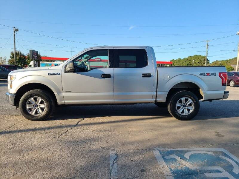 2016 Ford F-150 for sale at Smooth Solutions 2 LLC in Springdale AR