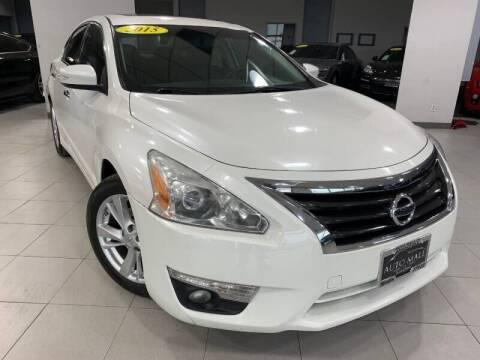 2015 Nissan Altima for sale at Cj king of car loans/JJ's Best Auto Sales in Troy MI