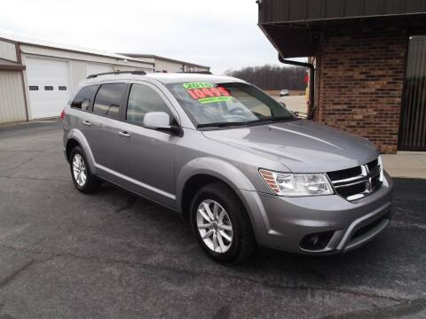 2016 Dodge Journey for sale at Dietsch Sales & Svc Inc in Edgerton OH