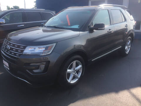 2016 Ford Explorer for sale at Flambeau Auto Expo in Ladysmith WI
