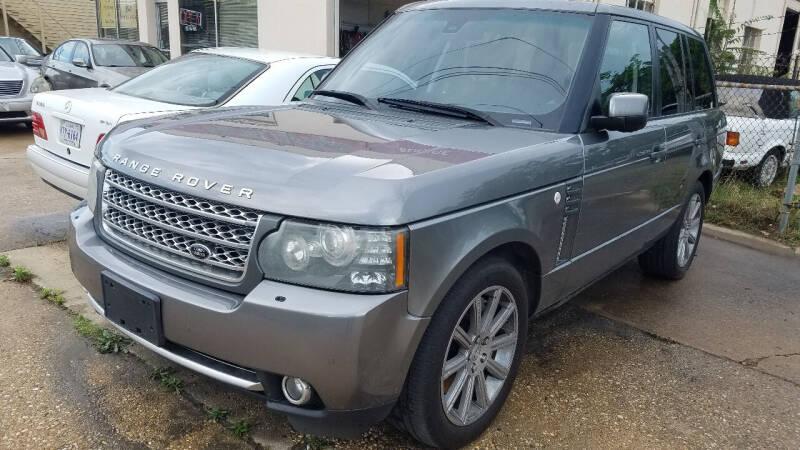2011 Land Rover Range Rover for sale at PRESTIGE MOTORS in Fredericksburg VA