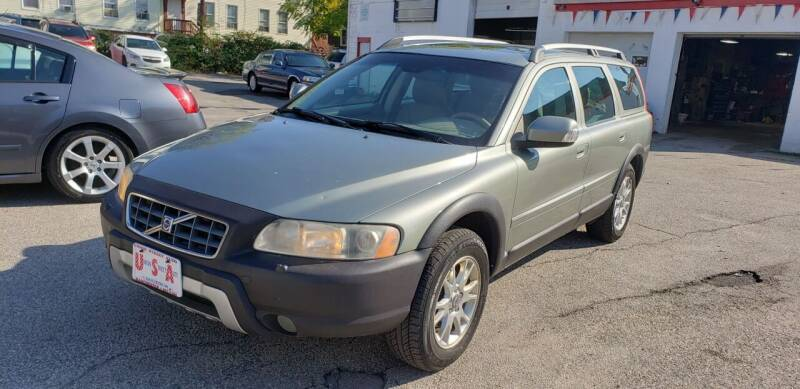 2007 Volvo XC70 for sale at Union Street Auto in Manchester NH