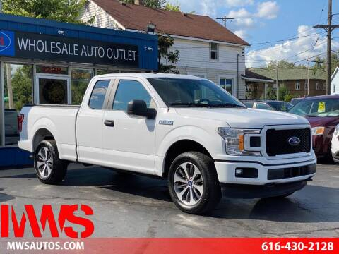 2019 Ford F-150 for sale at MWS Wholesale  Auto Outlet in Grand Rapids MI