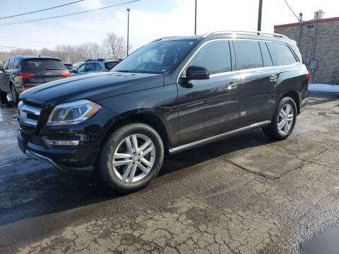 2013 Mercedes-Benz GL-Class for sale at Drive Motor Sales in Ionia MI