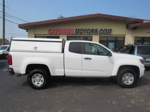 2015 Chevrolet Colorado for sale at Cardinal Motors in Fairfield OH