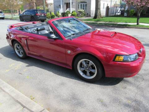 2004 Ford Mustang for sale at Island Classics & Customs in Staten Island NY