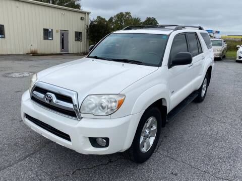 2008 Toyota 4Runner for sale at Brewster Used Cars in Anderson SC