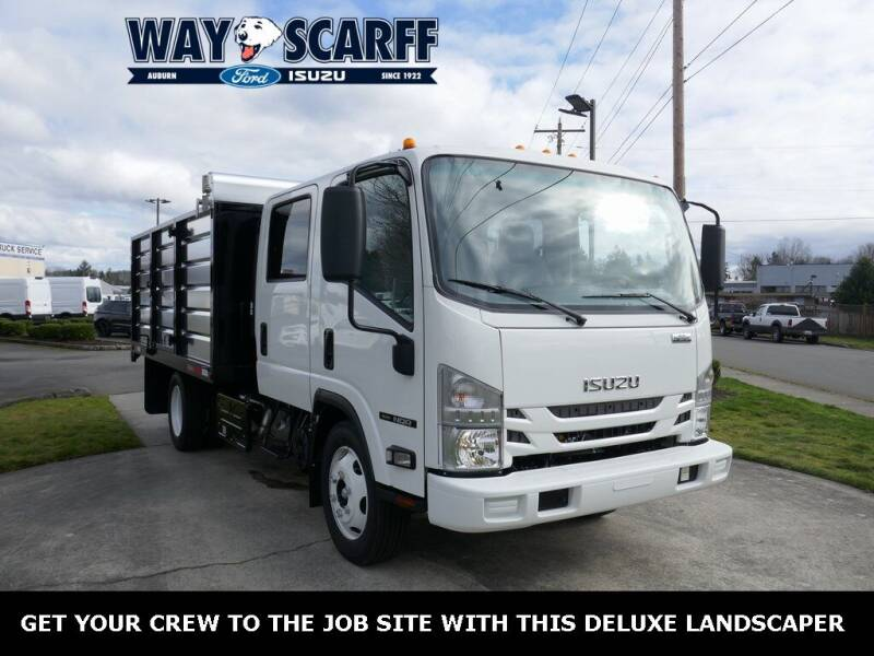 2021 Isuzu NQR for sale in Auburn, WA