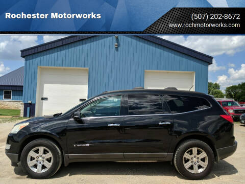 2009 Chevrolet Traverse for sale at Rochester Motorworks in Rochester MN