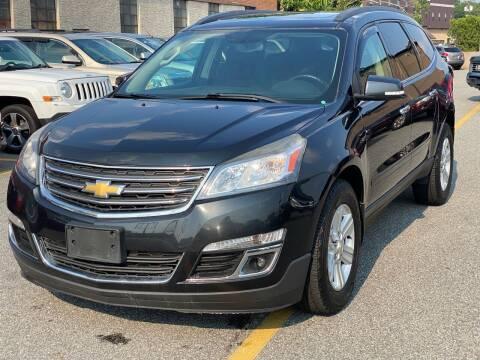 2014 Chevrolet Traverse for sale at MAGIC AUTO SALES - Magic Auto Prestige in South Hackensack NJ
