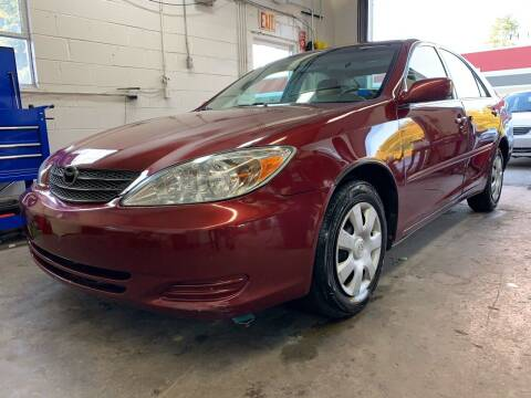 2004 Toyota Camry for sale at Auto Warehouse in Poughkeepsie NY
