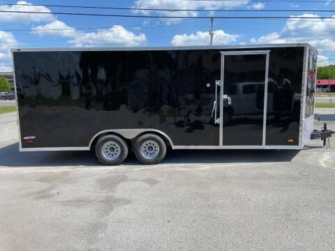 2021 Freedom 8.5 x 20 Enclosed Cargo