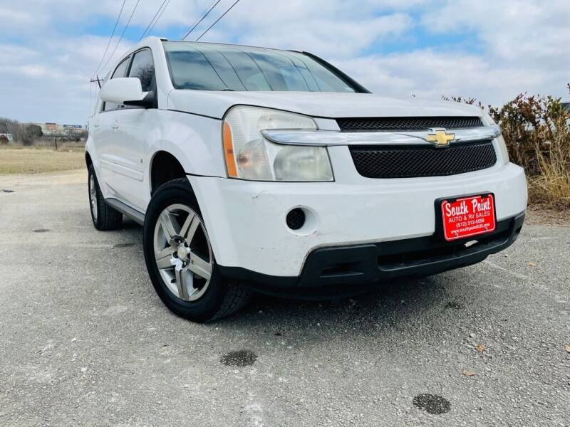2009 Chevrolet Equinox for sale at South Point Auto Sales in Buda TX
