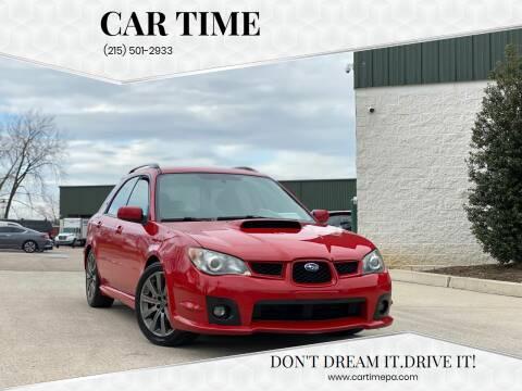 2006 Subaru Impreza for sale at Car Time in Philadelphia PA