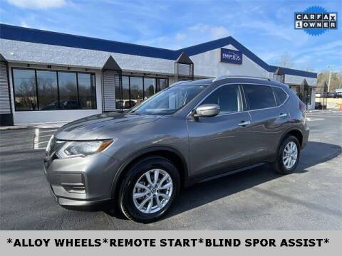 2019 Nissan Rogue for sale at Impex Auto Sales in Greensboro NC