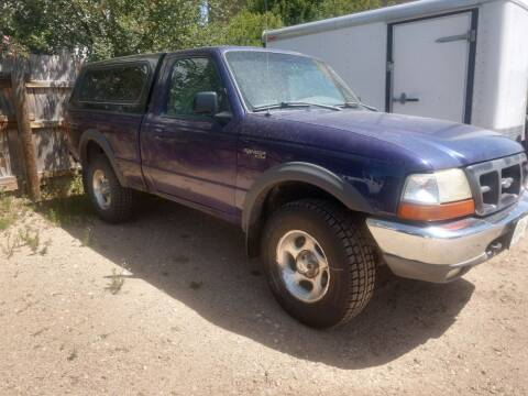 1998 Ford Ranger for sale at HIGH COUNTRY MOTORS in Granby CO
