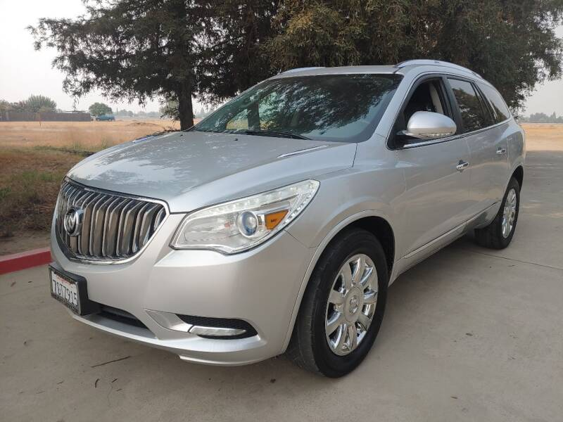 2014 Buick Enclave for sale at Gold Rush Auto Wholesale in Sanger CA