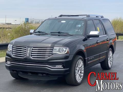 2015 Lincoln Navigator for sale at Carmel Motors in Indianapolis IN