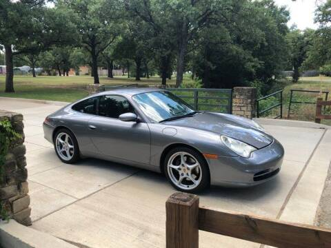 2002 Porsche 911 for sale at TEXAS MOTOR WORKS in Arlington TX