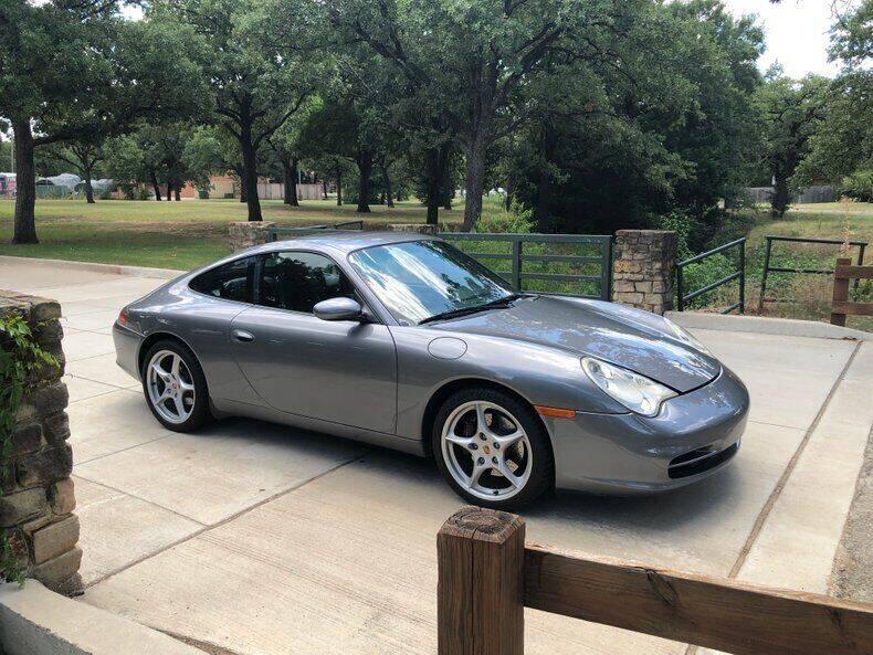 2002 Porsche 911 for sale at TEXAS MOTOR WORKS in Arlington TX