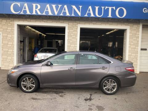 2015 Toyota Camry for sale at Caravan Auto in Cranston RI
